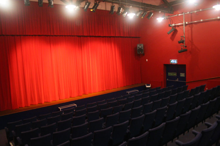 Station Theatre(Hayling Island) Auditorium