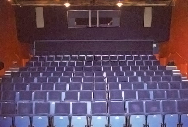 Station Theatre Seats