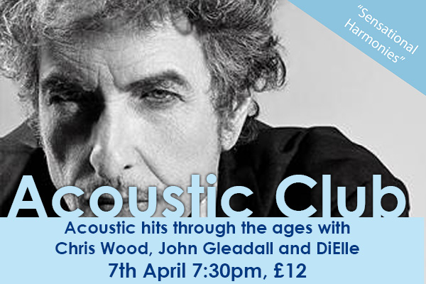 Hayling Island What's On Event Acoustic Club