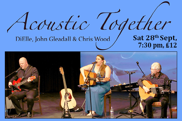Hayling Island What's On Event Acoustic Together