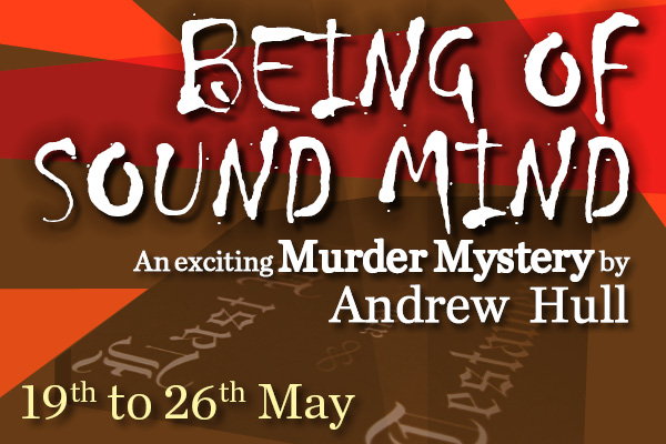 Hayling Island What's On Event Being of Sound Mind