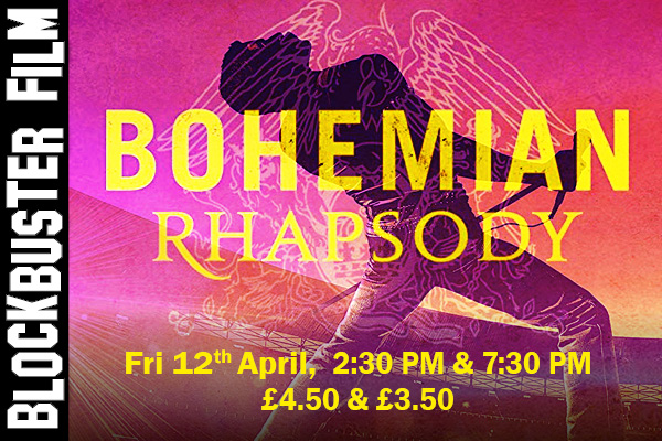 Hayling Island What's On Event Bohemian Rhapsody