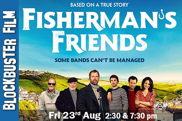 Banner for Fisherman's Friends