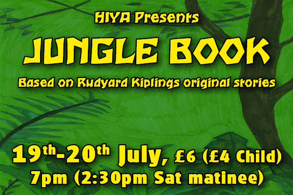 Hayling Island What's On Event Jungle Book