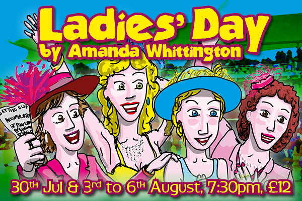 Banner for Ladies' Day