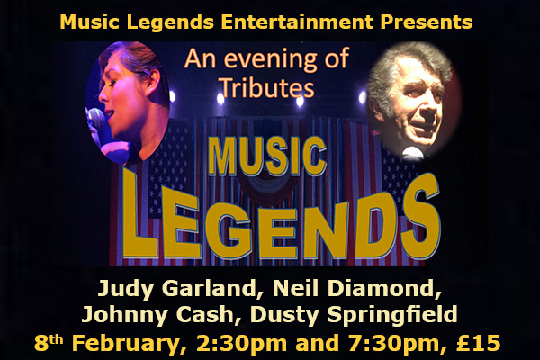 Hayling Island What's On Event Legends