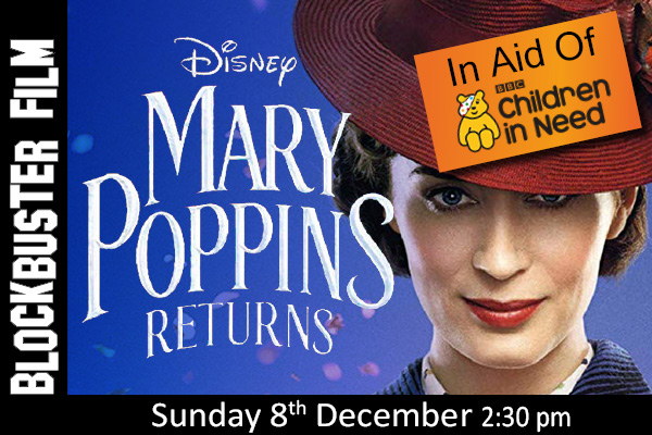 Hayling Island What's On Event Mary Poppins Returns