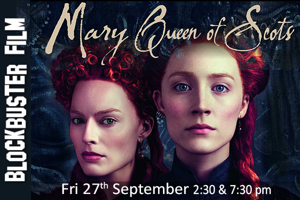 Banner for Mary Queen of Scots