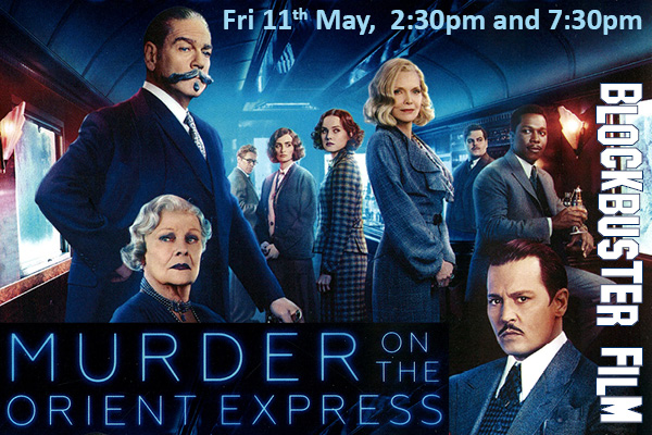 Hayling Island What's On Event Murder on the Orient Express