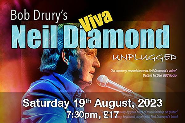 Banner for Viva Neil Diamond