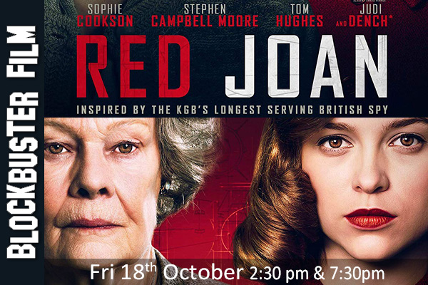 Banner for Red Joan