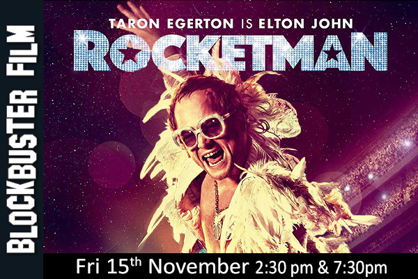 Hayling Island What's On Event ROCKETMAN