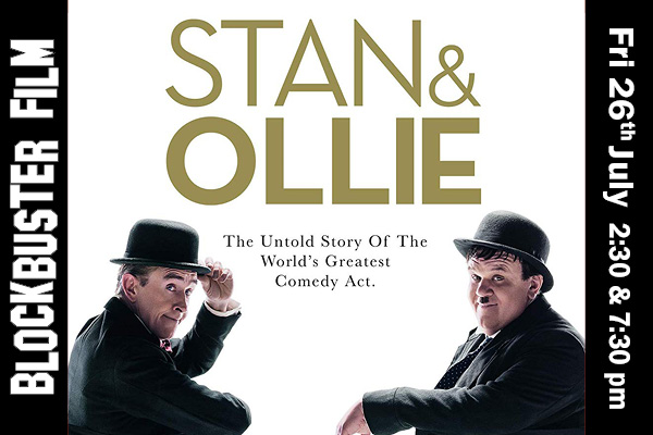 Hayling Island What's On Event Stan and Ollie