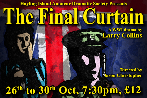 Banner for The Final Curtain