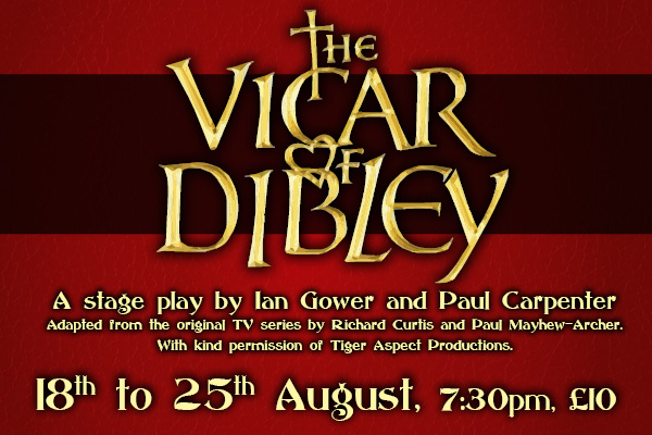 Hayling Island What's On Event The Vicar of Dibley